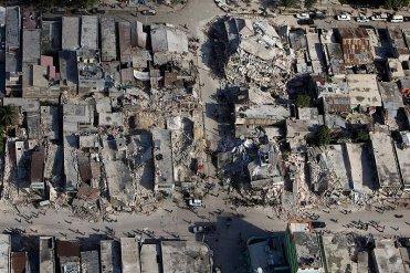 hairy po zemětřesení