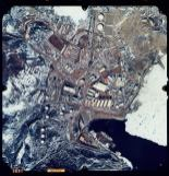 Stanice McMurdo z ptačího pohledu