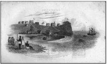 Monrovia krátce po založení. Foto: Volné dílo, Wikimedia