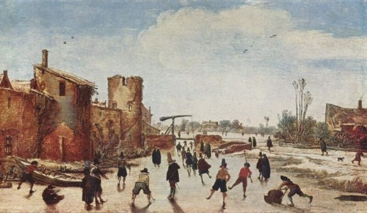 Bruslení v16. století