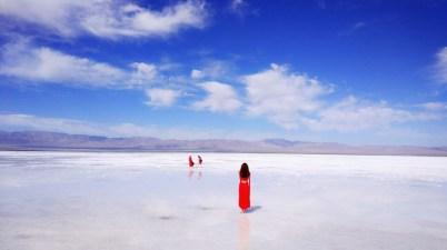 Pohádkové jezero Chaka