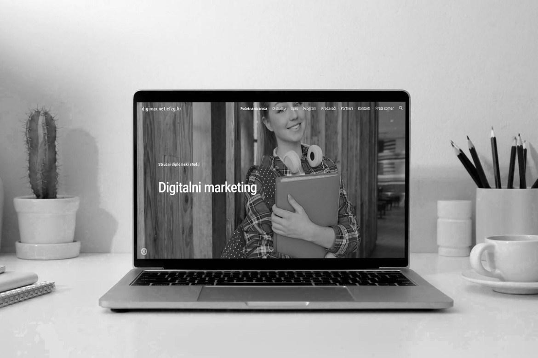 Stručni studij Digitalni marketing