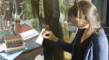 Restaurering af malerier