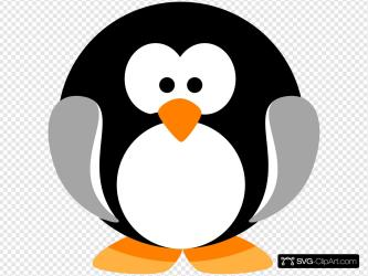 penguin svg clipart vector clip animal category