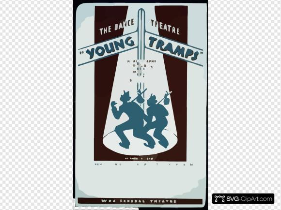 The Dance Theatre Young Tramps Choreography By Don Oscar Becque ...