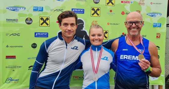 Rainer, Anja, Joachim