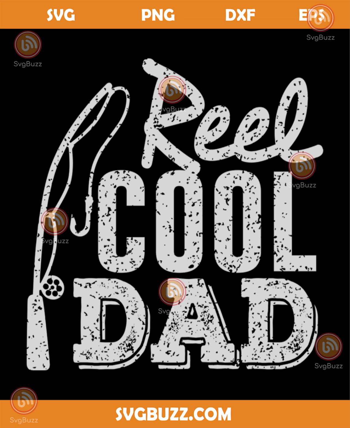 Download Reel cool dad love fishing svg, fathers day svg, happy ...