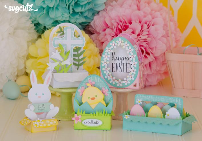 New Fairy Cottage SVG Kit Blog