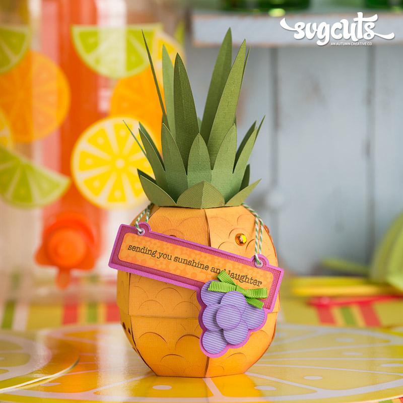 Fruity Fiesta SVG Kit SVGCuts Com Blog