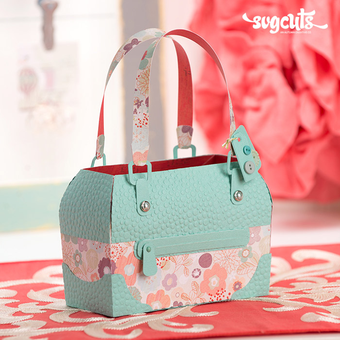 Luxury Handbags SVG Kit Blog