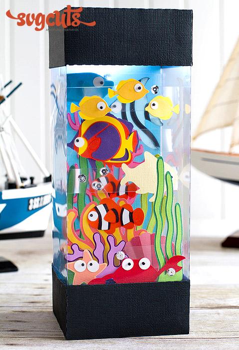 Tropical Fish Aquarium By Ilda Dias Blog