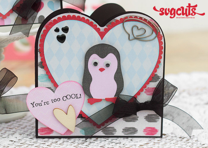 Valentines Day Card Trio By Corri Garza Blog