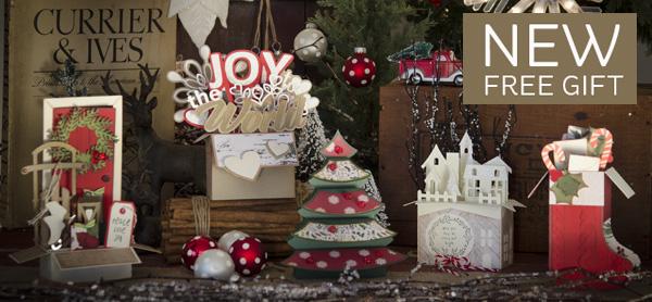 More Christmas Box Cards SVG Kit Blog
