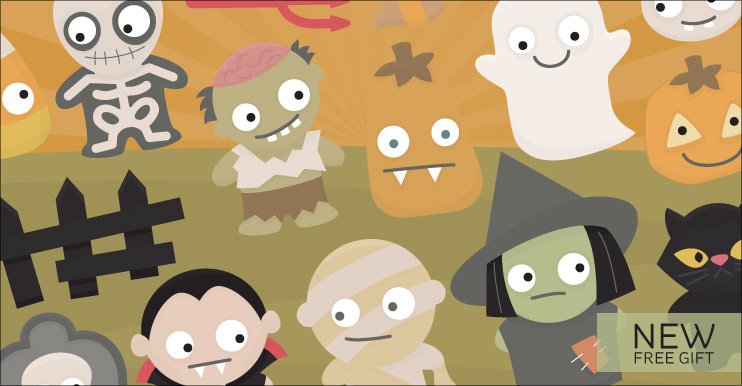 Download Spooky Cuties SVG Collection - $6.99 : SVG Files for ...