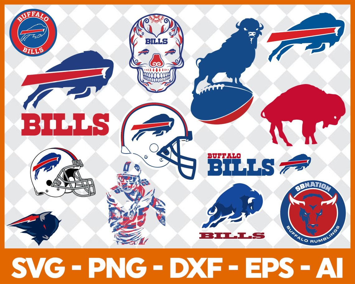 Download NFL Mega Bundle, ALL 32 Teams SVG, DXF, EPS, PNG - SVG Direct