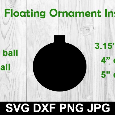 floating ornament free svg files more