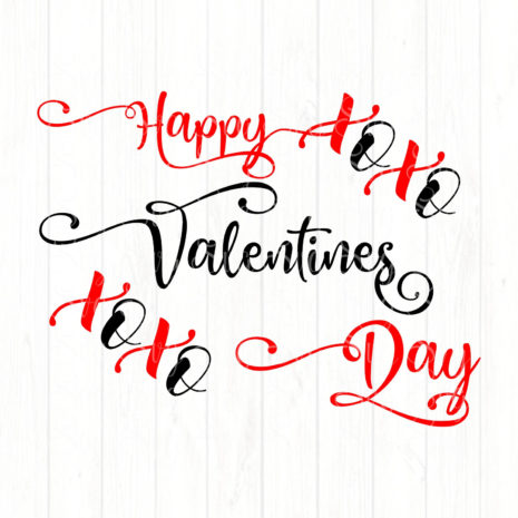 Download Happy Valentines Day XOXO svg,Valentine svg,Love svg ...