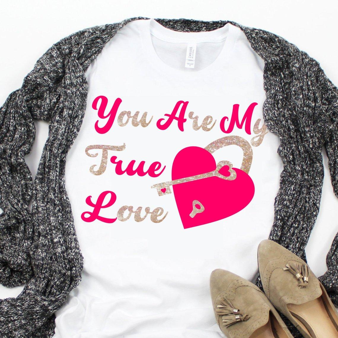 Download True Love svg,Valentine svg,My Love svg,Valentines Heart ...