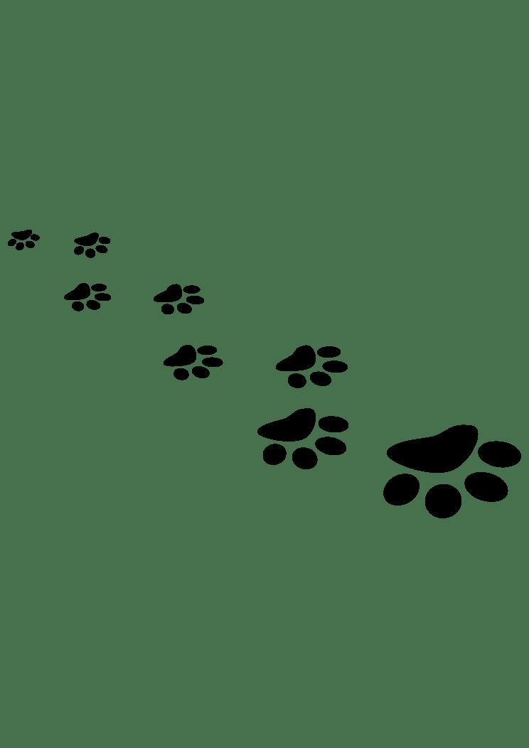Dog Paw Svg Free : Prints, SvgHeart.com