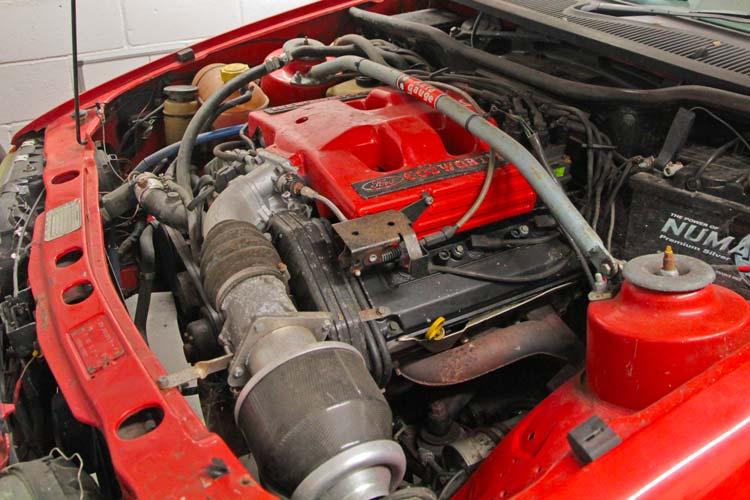 Sierra Cosworth Engine