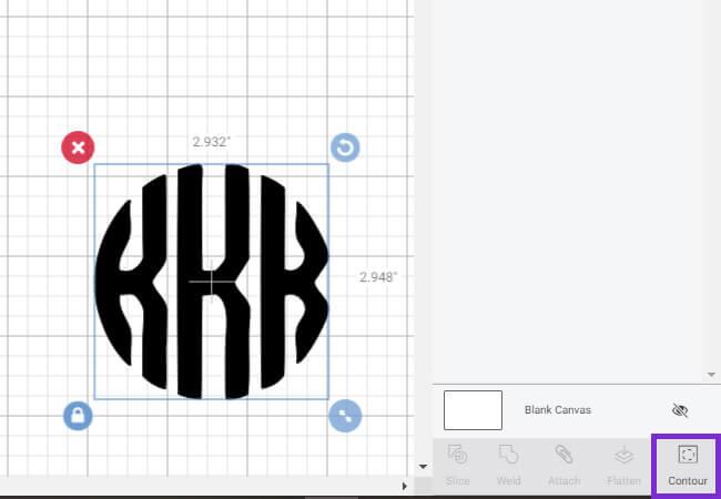 contour-cricut-design-space