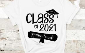 Class of 2021 Quarantined Shirt