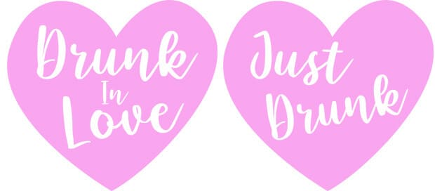 Drunk In Love SVG Cut File