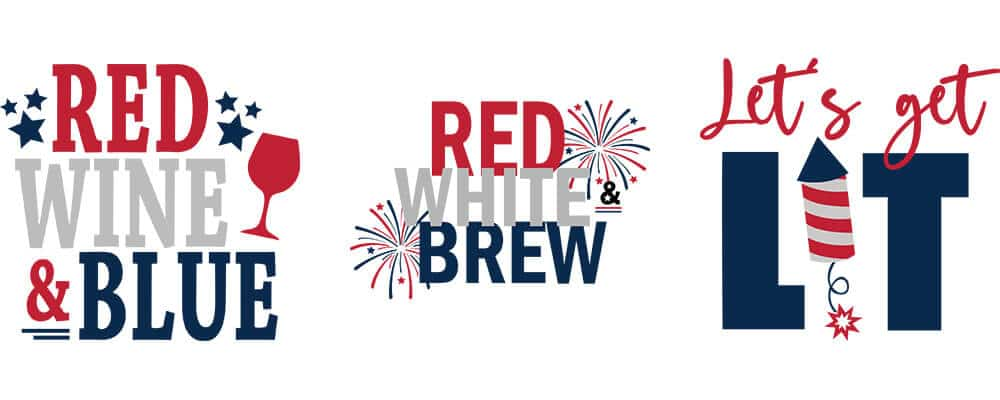4th of July SVG Downloads