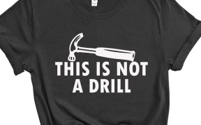 This is Not a Drill SVG Shirt