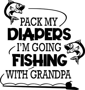 Fishing With Grandpa SVG Download