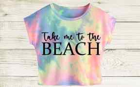 Take Me To The Beach shirt