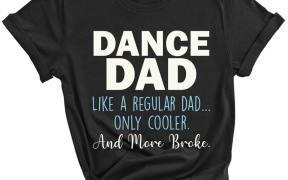 Dance Dad SVG Shirt