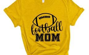 Football Mom SVG File