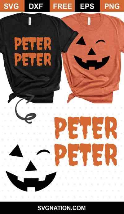 Peter Peter Couples Halloween Costume