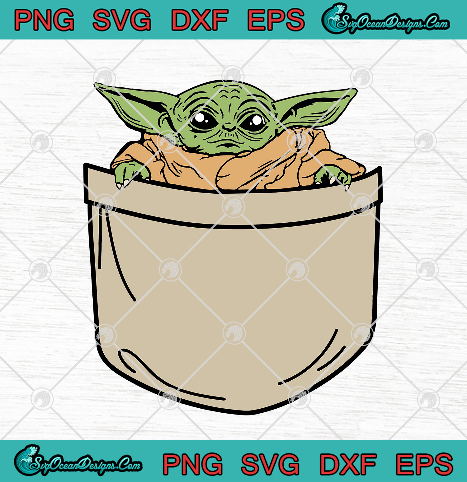 Baby Yoda Illustration Vector Free Premium Vector Download