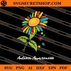 Choose Kind Autism Awareness SVG
