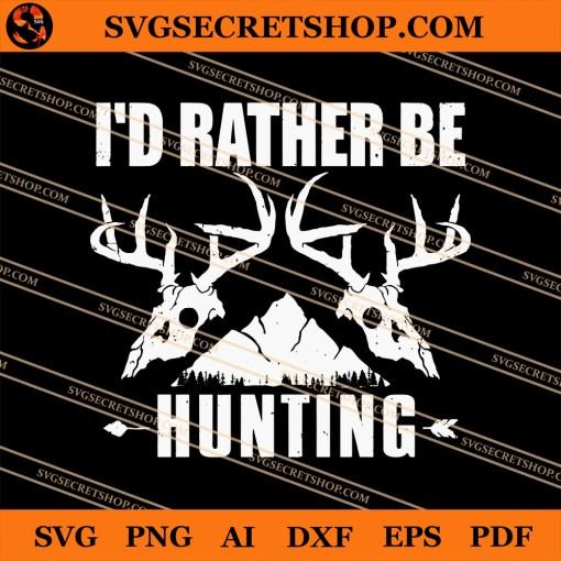 Hunt SVG