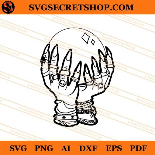 Magic Hand SVG