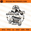 Adventure Awaits Jeep SVG