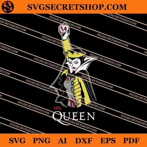 Evil Queen SVG