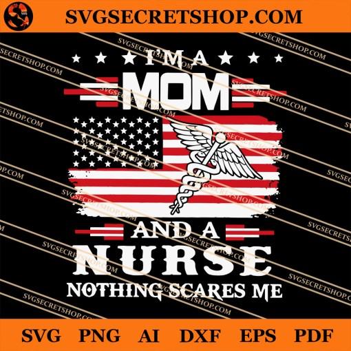 Mom Nurse SVG
