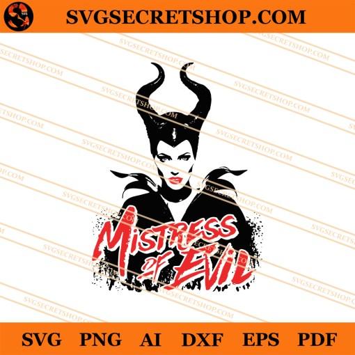 Maleficent Mistress Of Evil SVG