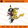 Pikachu Venom SVG
