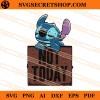 Stitch Not Today SVG