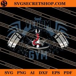 Venom GYM SVG