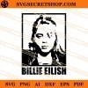 Billie Eilish SVG