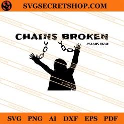 Chains Broken SVG