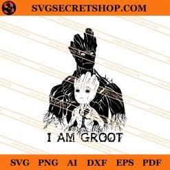 I Am Groot SVG