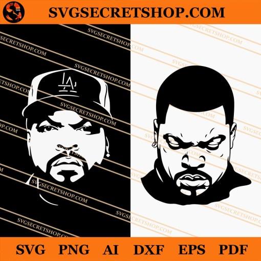 Ice Cube SVG
