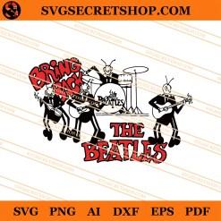 Bring Back The Beatles SVG